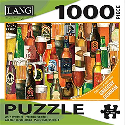 Lang Puzzle Da 1000 Pezzi 737 X 508 Cm Crafted Brews