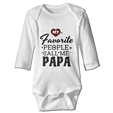 1256a633627 Amazon.com  Infant Baby Girls Boys Long Sleeve Jumpsuit