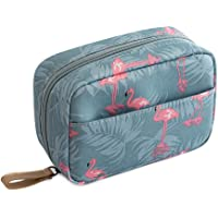 Makeup Bag Lazy Cosmetic Bag Travel Toiletry Bag Cosmetic Make Up Organizer Waterproof Travel Accessories for Women and…