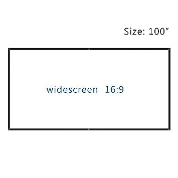 Pantalla para Proyector 100