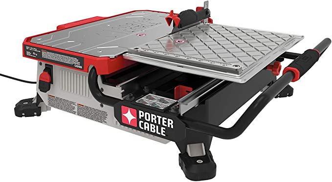 Best Tile Saw: PORTER-CABLE PCE980 Wet Tile Saw