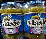 Vlasic 2- 24 Fl Oz Sweet Relish, 48 Fl Oz