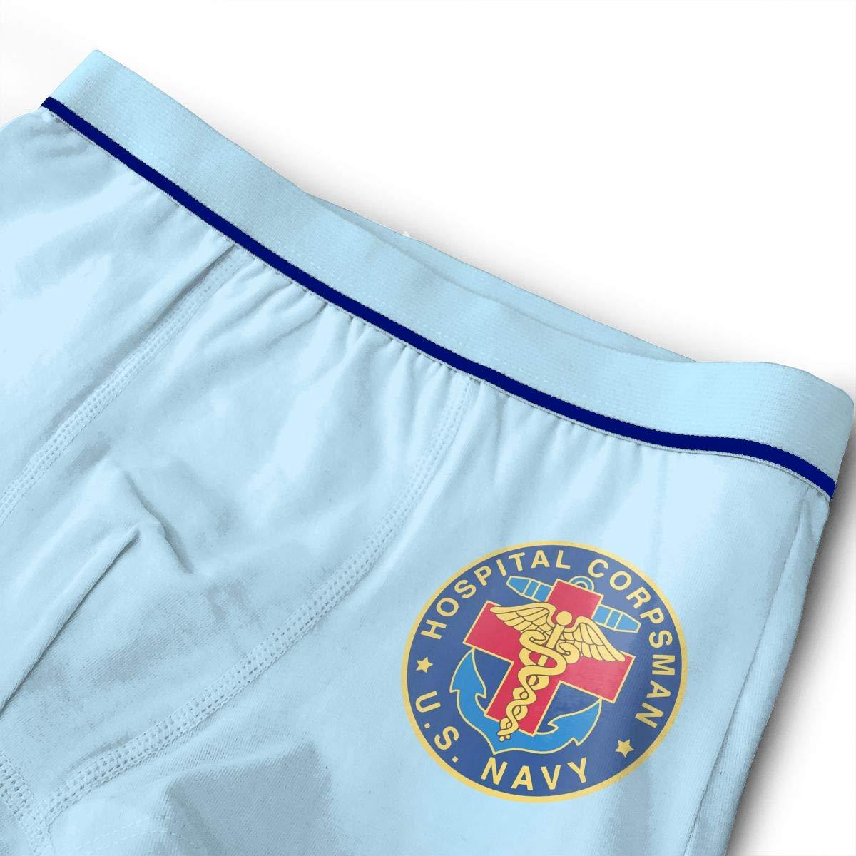 Raingningsning Police /& Firefighter /& EMT Boys Cotton Boxer Briefs Underwear