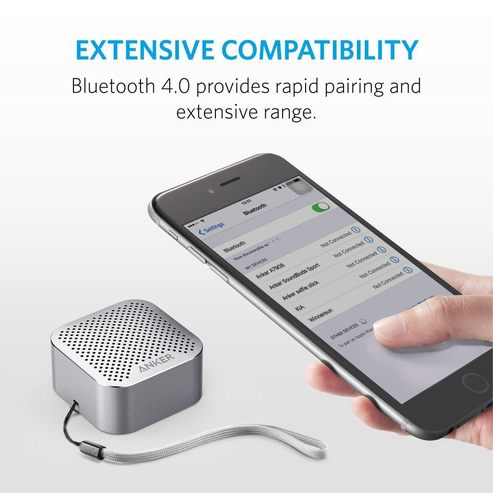 初回特価1,599円、超コンパクトBluetoothスピーカー「Anker SoundCore nano」が発売