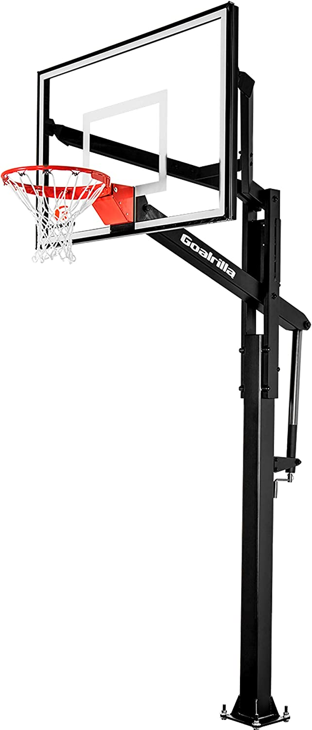 13 Best In-Ground Basketball Hoops Under $500 & $1000 3