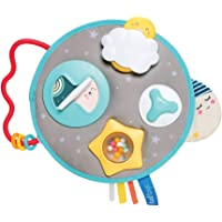 Taf Toys Mini Moon Activity Center for Babies. Baby's Activity and Entertaining take-Along Center. Soft Colors to Keep…