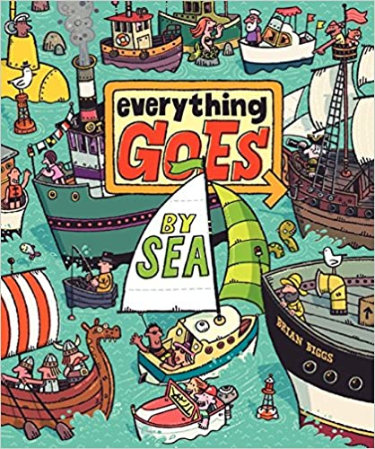 By Sea Everything Goes