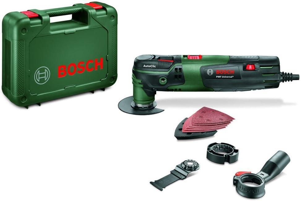 Bosch 0603102102 herramienta multifuncional Pmf universal+ 250 ce