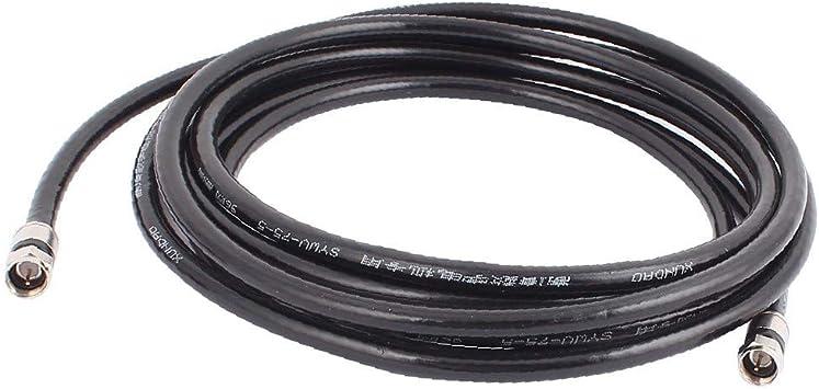 X-DREE 11.5Ft Cable Coaxial alto rendimiento HD Satélite ...