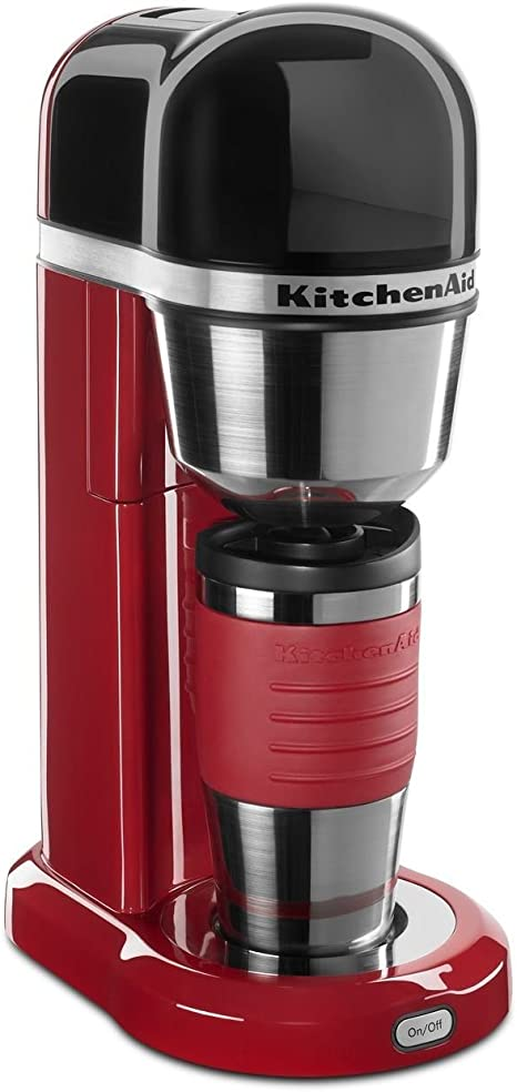 KitchenAid KCM0402ER Coffee Maker Empire Red