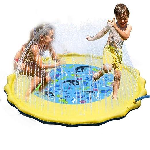 SH-Flying - Cojín Hinchable para bebés, Almohadilla de Agua ...