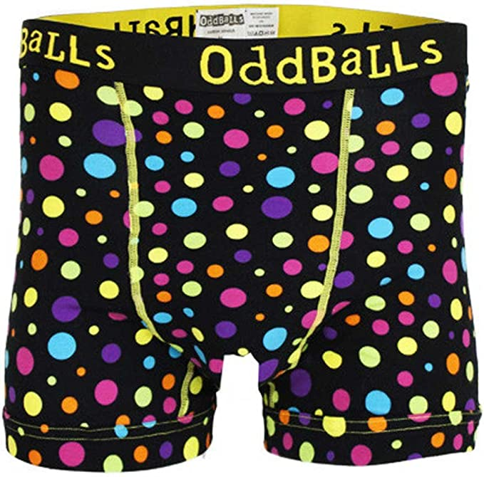 Oddballs Polka Dot Boxer Shorts