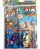Marvel 10 Piece Stationary Set