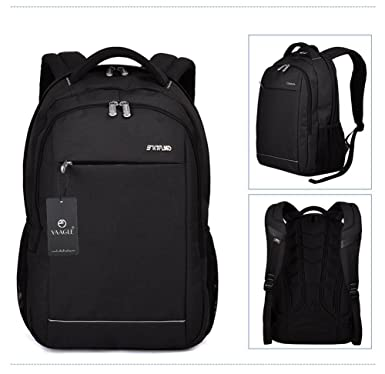 YAAGLE Mens Womens Oxford Multi-functional Multi-pocketed Large-capacity Waterproof Travel Sports Gy