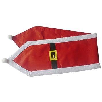 Amazon.com: Univegrow - Camino de mesa navideño con diseño ...
