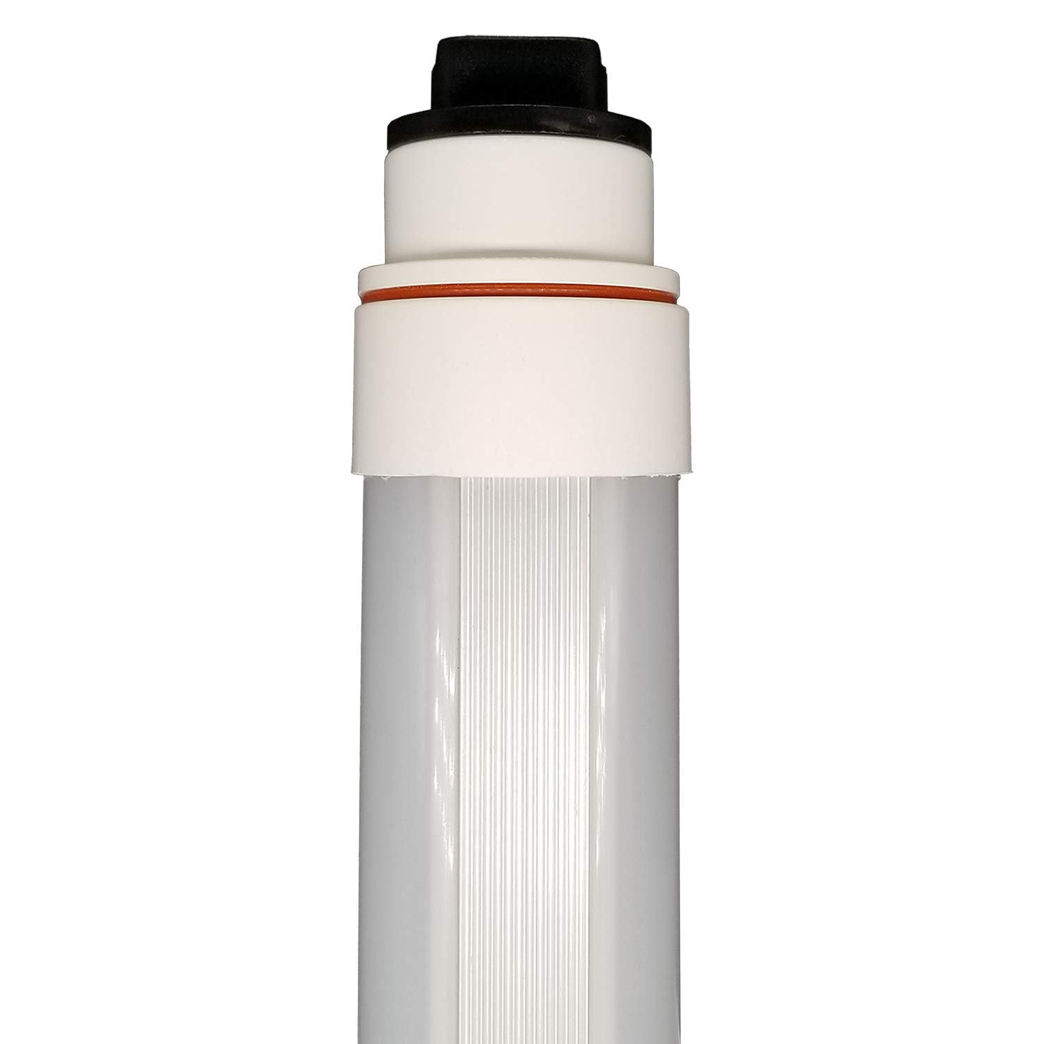 NYLL - R17D Base 64 Inch/ 64'' Plug& Play LED Tube - Daylight T12/HO (Dual Sided) LED Directly Relamp& Replace 80W 64'' Fluorescent Bulb F64T12/HO (Without Rewiring or Modification) - Ballast Required!