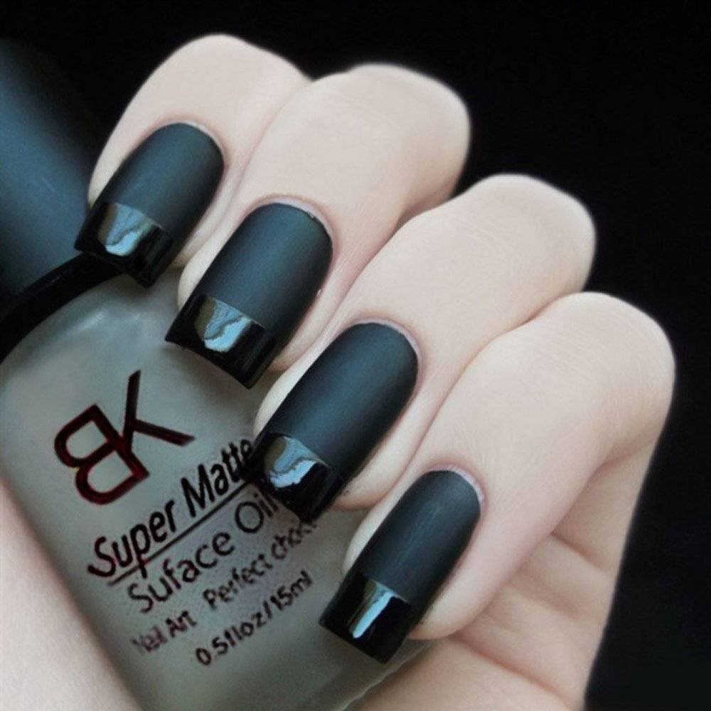 DancingNail 15ML Magic Super Transfiguration Matte Surface Oil Nail Polish Frosted Top Coat