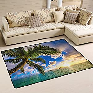 61d9QlmtbHL._SS300_ Best Tropical Area Rugs