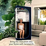 Serenelife Portable Full Size Infrared Home Spa
