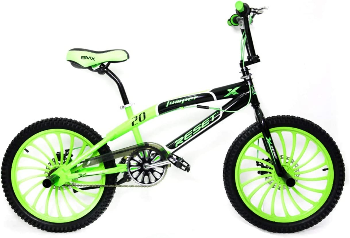 Mediawave Store BMX Reset Jumper Freestyle rs2018 tamaño 20 ...
