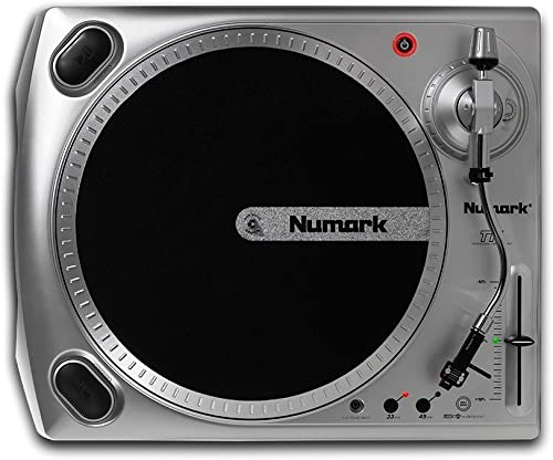 Numark TTUSB | 33 1/3 & 45 RPM Turntable