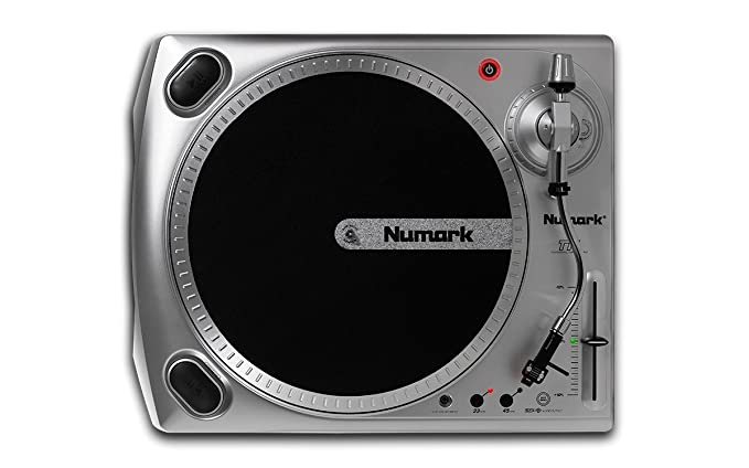Amazon.com: Numark TTUSB | tocadiscos de 33 1/3 y 45 RPM con ...