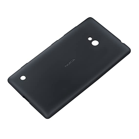 brand new 096b5 3bbbd Nokia Shell Case for Lumia 720 - Black