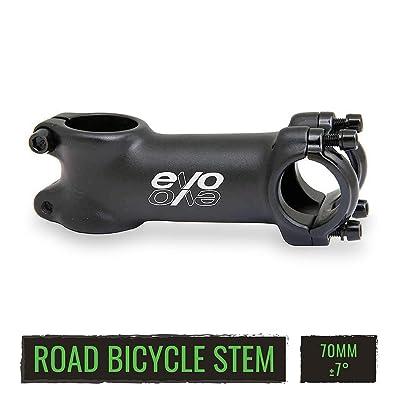 evo E-Tec Threadless Road Bicycle Stem : Sports & Outdoors