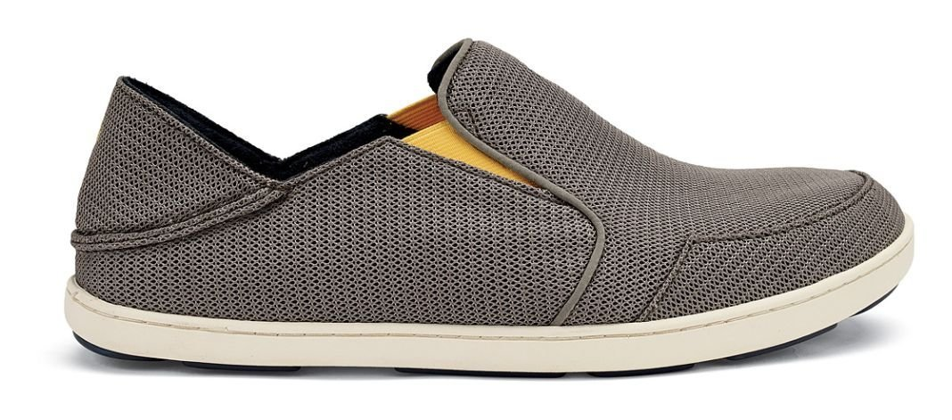 OLUKAI Nohea Mesh Shoe - Men's Rock/Canoe 10