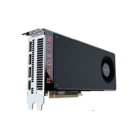 AMD Radeon RX 580 8GB GDDR5 PCI Express 3.0 Gaming Graphics Card - OEM