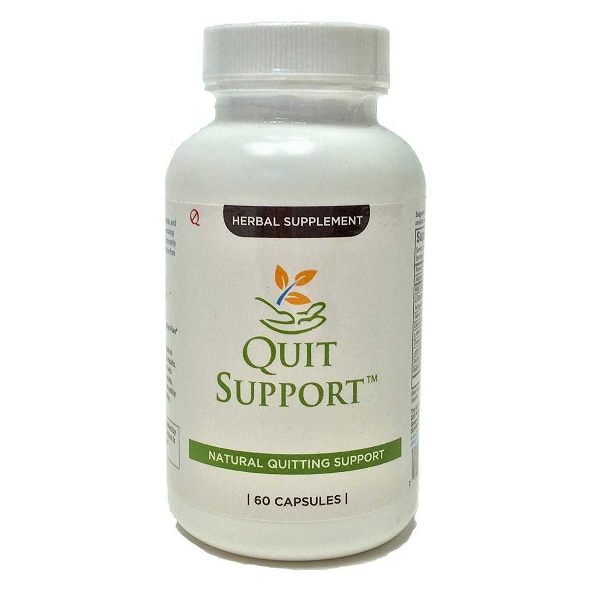Quit Tea Support, 60 Count