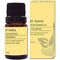 Óleo Essencial de Tangerina 10 ml, By Samia, Multicor