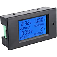 KKmoon AC80-260V 100A DigitalLcdCorriente Voltaje Activo Poder Energía