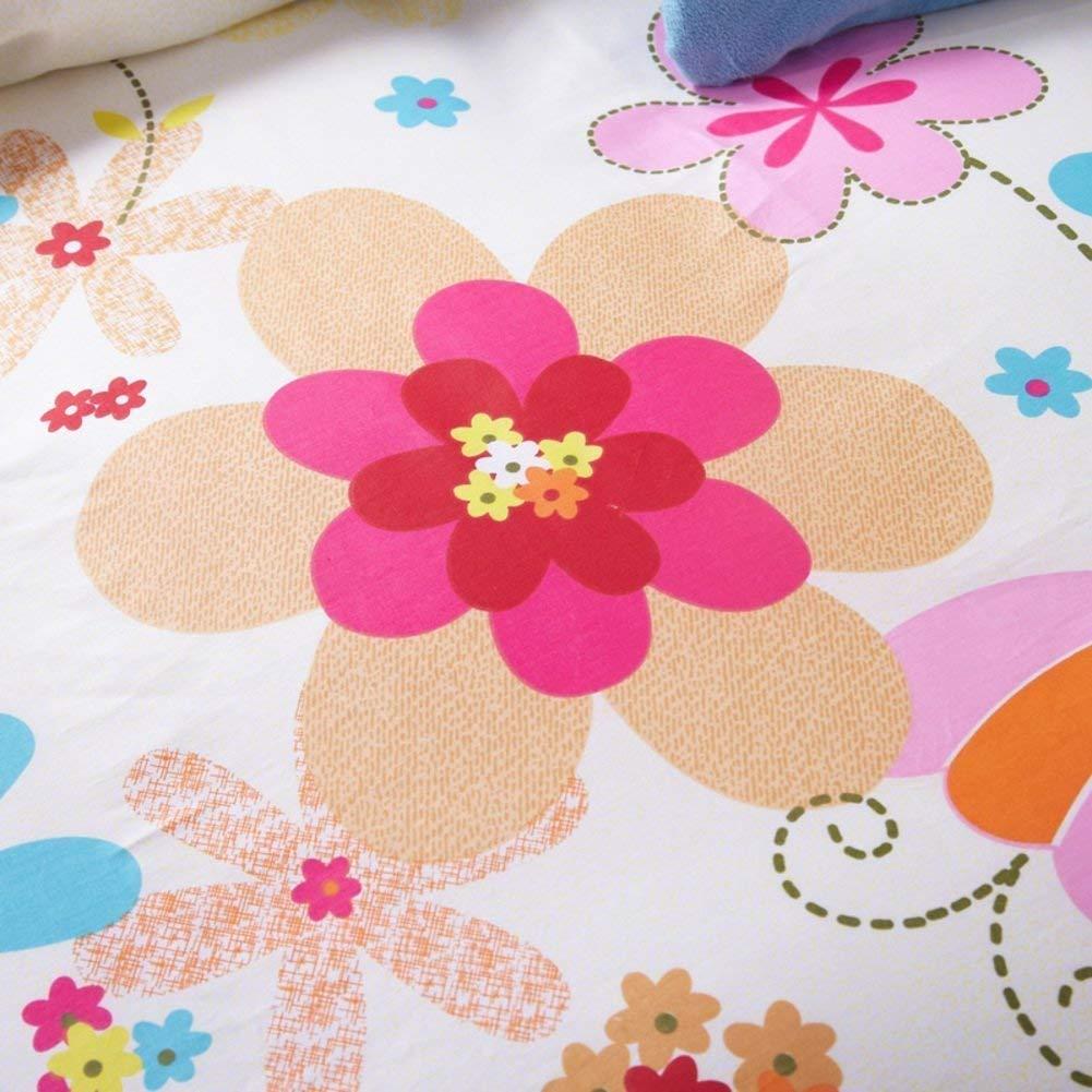 Bixiangji ベッドの裏地の綿のキルトカバーシングルピースカバー、シングルダブルベッドの項目 (Color : 160x210cm(63x83inch), サイズ : A) B07Q6KGQQ2