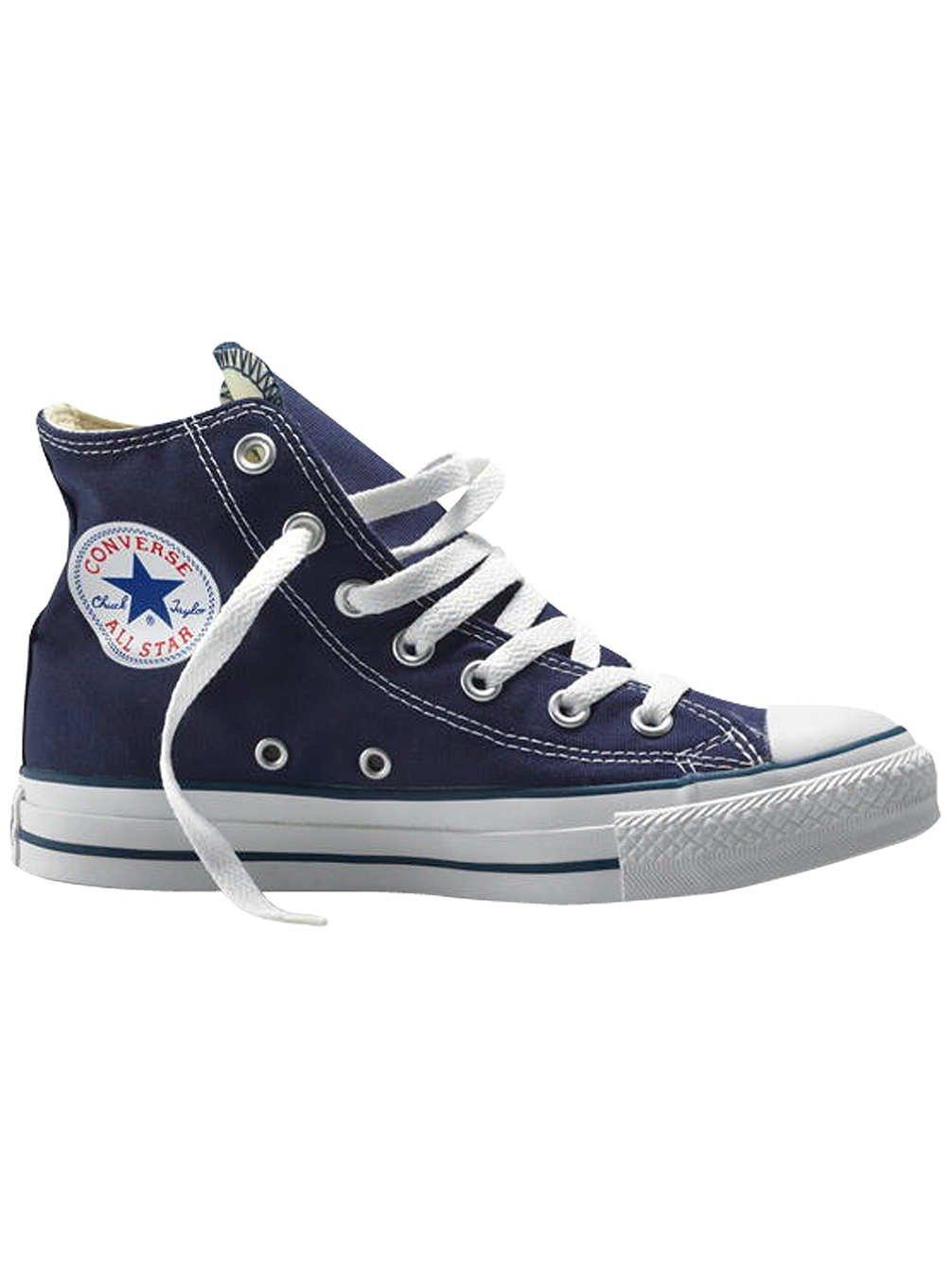 Converse - Ctas Core Hi, Sneaker Unisex - Adulto, Blu (Blau/navy), 39 1/9