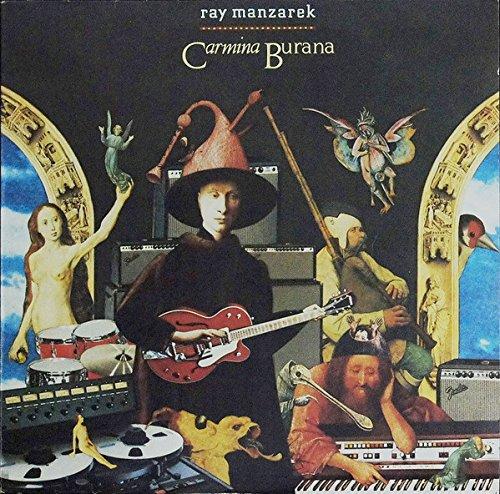 Price comparison product image Ray Manzarek: Carmina Burana [Vinyl]