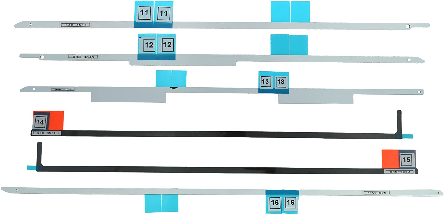 New Adhesive Strip Sticker Tape For iMac 27/'/' 2012-2015 A1419 x 10 sets