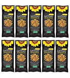 Sunrich Snacks Honey Roasted Sunflower Seeds/Kernels 1.2 oz (10 Pack)