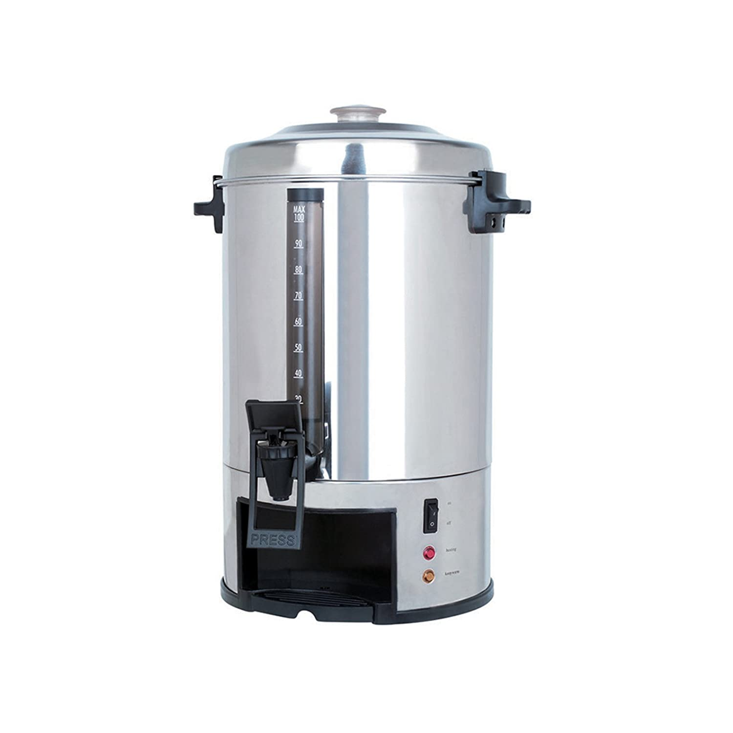 Better Chef 100 Cup Stainless Steel Coffee Urn IM-151