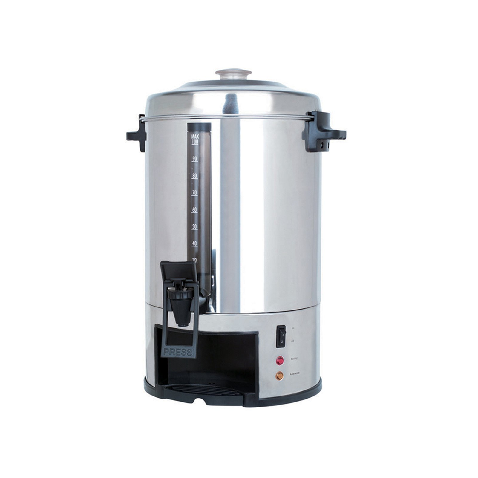 Better Chef 100 Cup Stainless Steel Coffee Urn by Better Chef (Image #1)