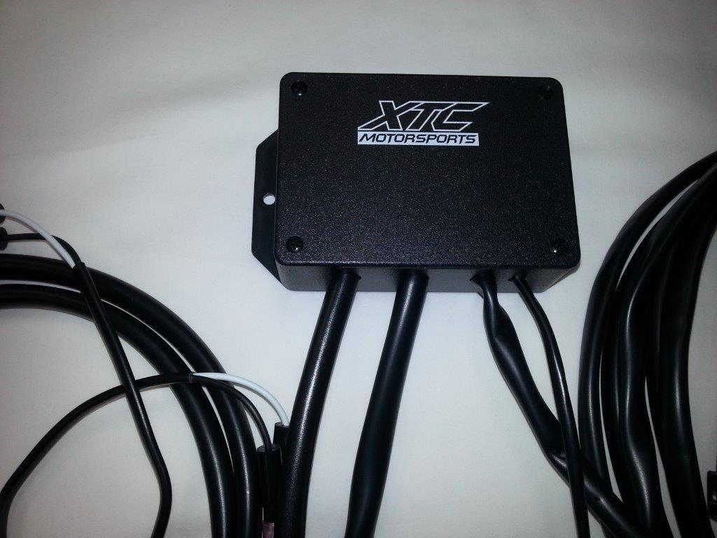 XTC Motorsports Street Legal Turn Signal Kit Polaris RZR XP 1000 2014