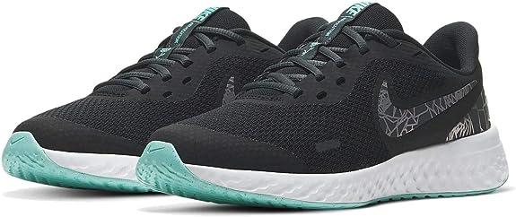 NIKE Revolution 5 Rebel (GS), Zapatillas de Marcha Nórdica Unisex niños: Amazon.es: Zapatos y complementos
