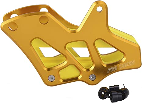 PRO CAKEN CNC Billet Chain Guide Slider Guard for CR125 CR250R CRF450R CRF450X 2005-2006 34mm