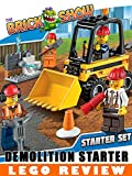 LEGO City Demolition Starter Set Review (60072)