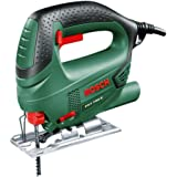 Bosch 06033A0000 Seghetto Alternativo Compact Easy PST 700 E, 500 W, Verde, 70 mm