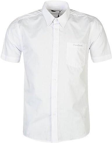 Pierre Cardin - Camisa para hombre blanco 3XL: Amazon.es: Ropa y accesorios