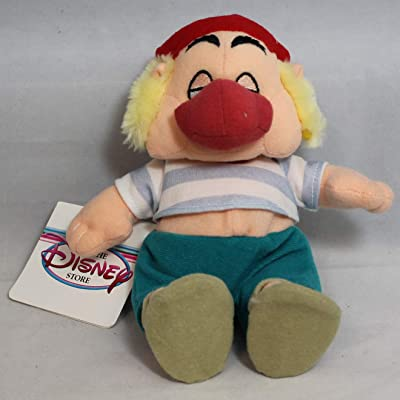 Disney's Bean Bag Plush Smee from Peter Pan: Toys & Games