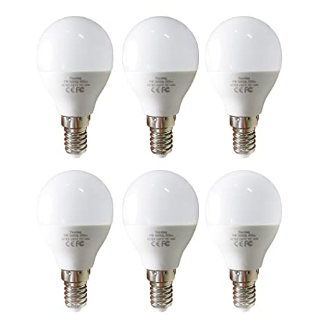 Led G14 Small Base Light Bulb E12 5w Soft White 3000k Not Dimmable