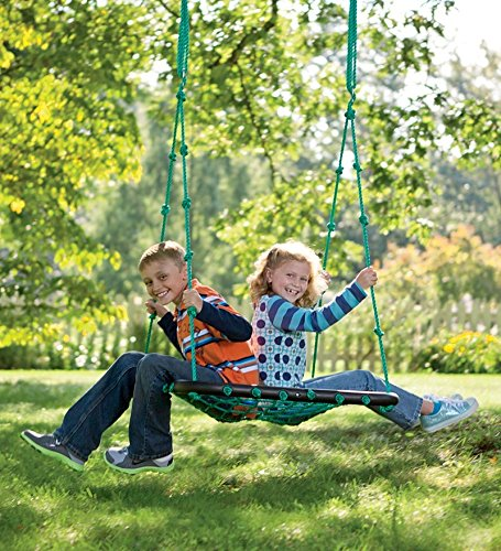 how to hang a baby seat hills swing set
