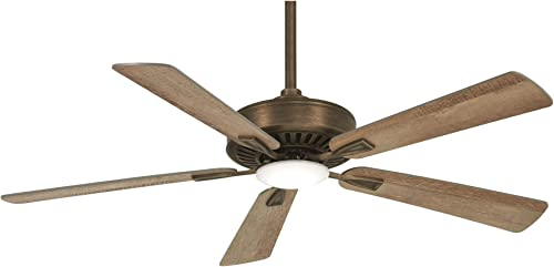 Minka-Aire F556L-HBZ Contractor Plus 52 Inch Ceiling Fan